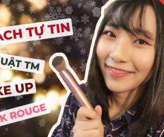 Cách để tự tin hơn | Make up đi chơi Noel | Review sản phẩm Black Rouge